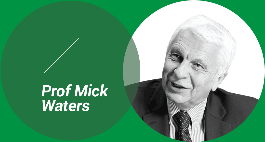 Prof Mick Waters
